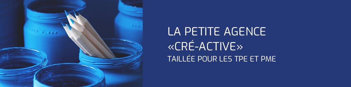 """La petite agence """"cré-active"""""""